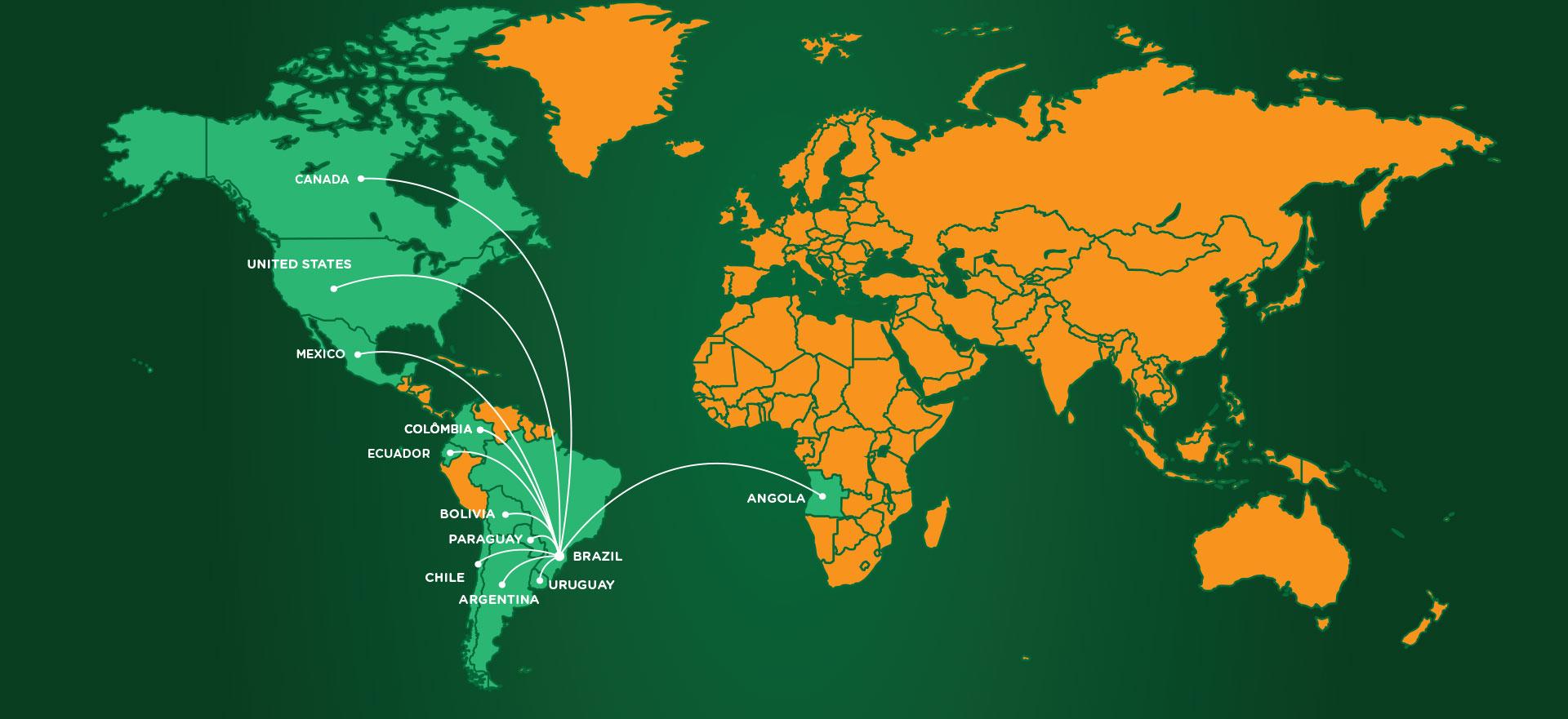 Worldwide J de Souza
